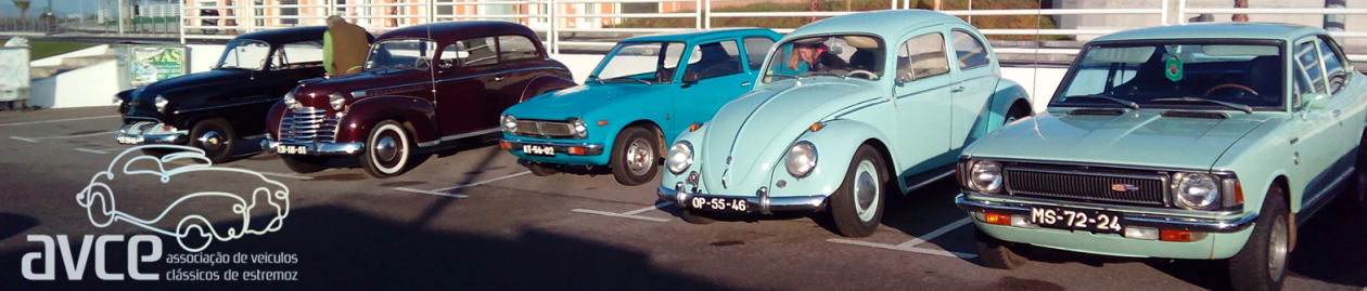 AVCE – Associação de Veículos Clássicos de Estremoz